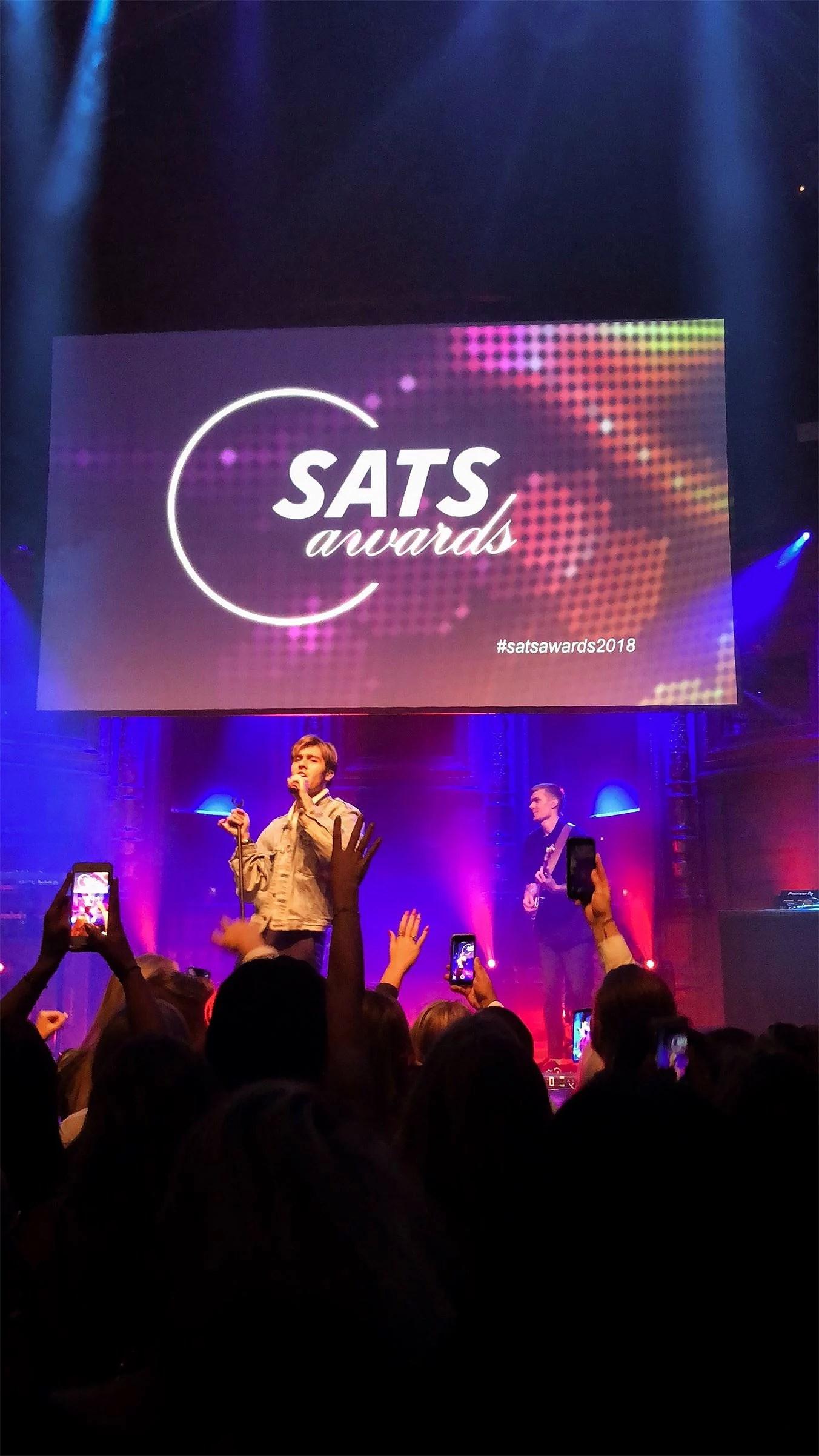 SATS awards
