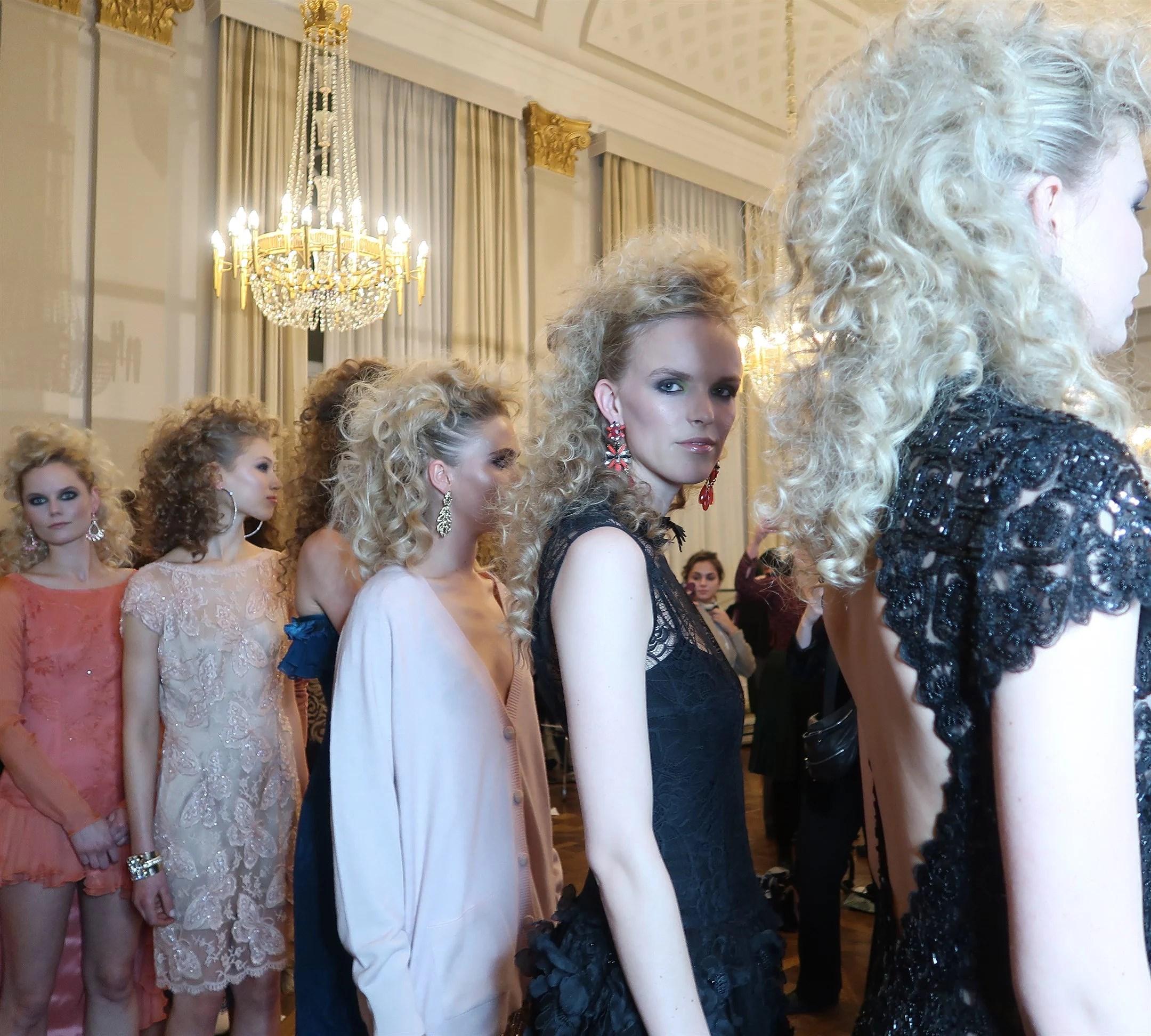 Copenhagen Fashion Week: Backstage med Stasia