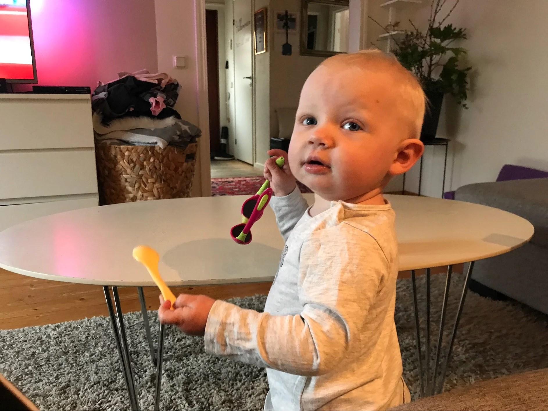 Mycket snack!