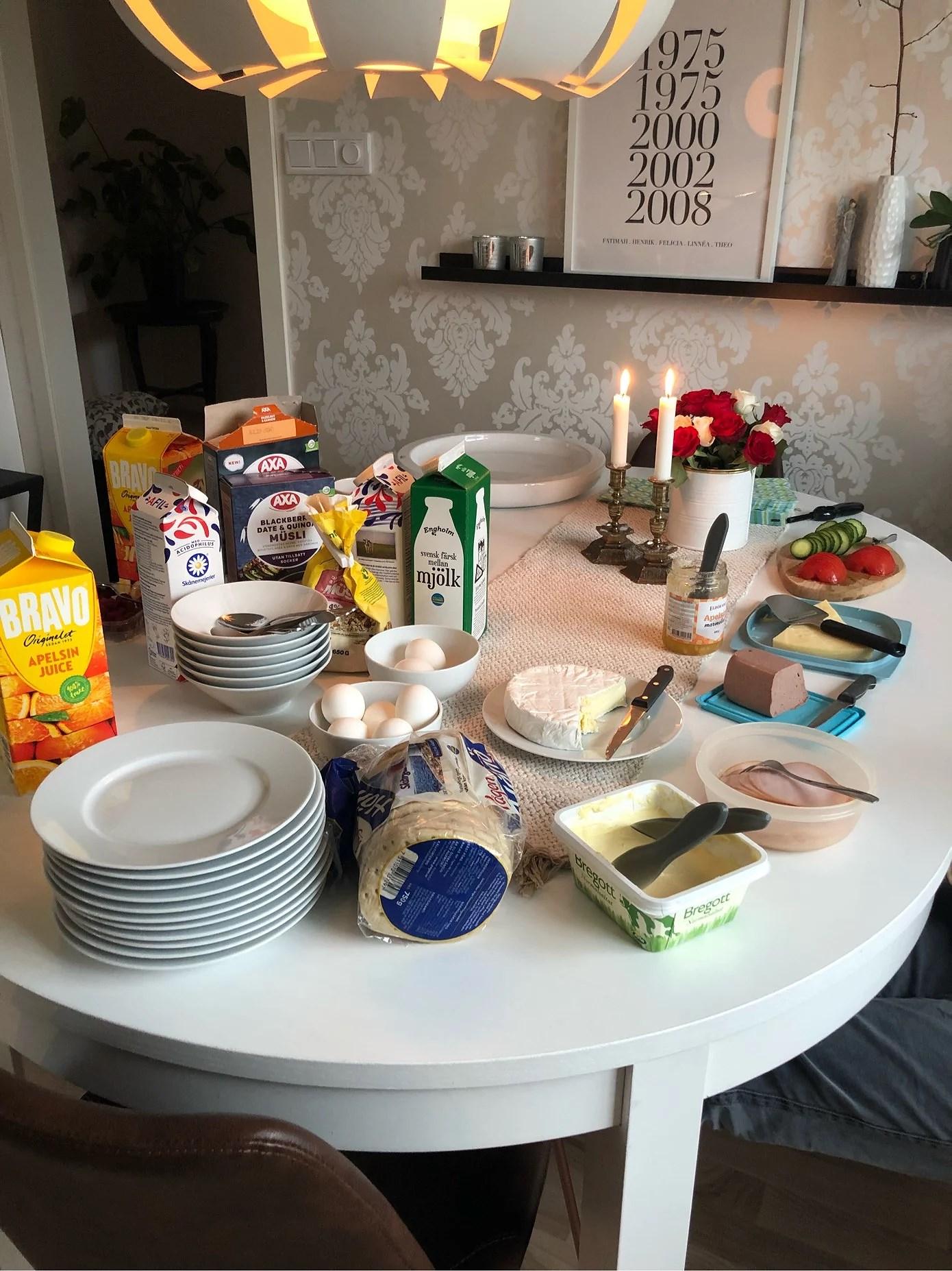 Lyxfrukost