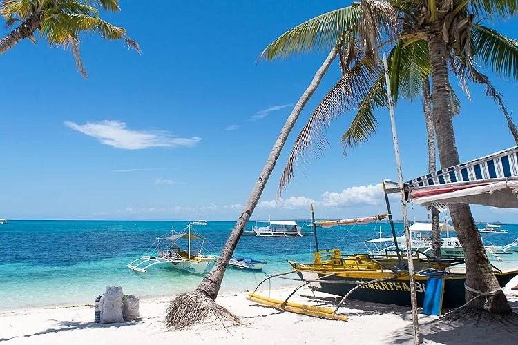 4 november så skulle jag påbörja min resa med start på Boracay men nu blir det inte så