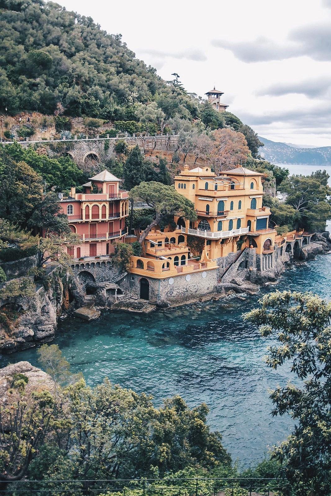 What to do in Portofino ✗ 5