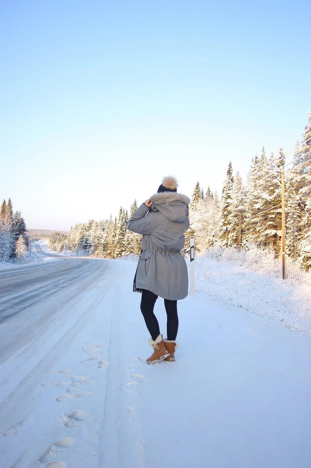 Lapland hoods