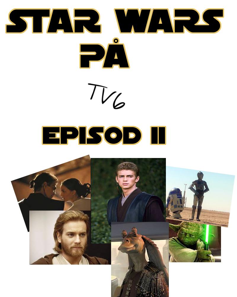 Star Wars på Tv6