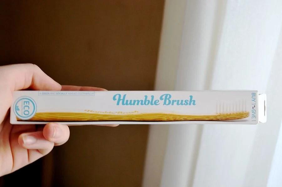 om tandborstar