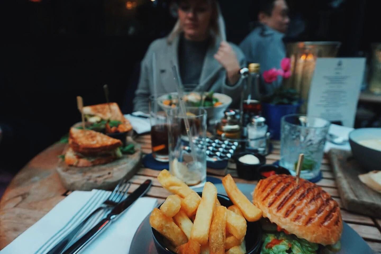 Bilder London 2016
