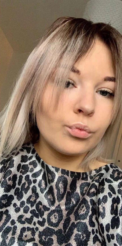 Från blondin till brunett