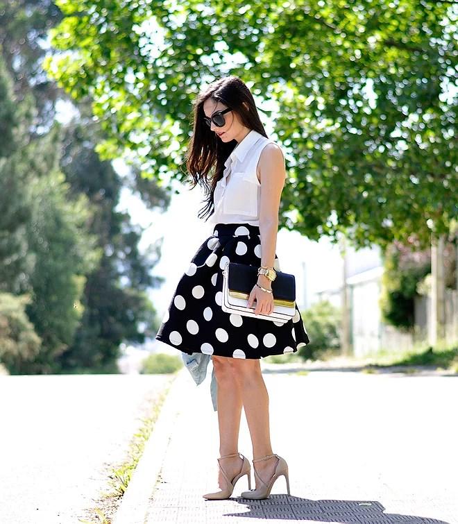 Dots Skirt_09