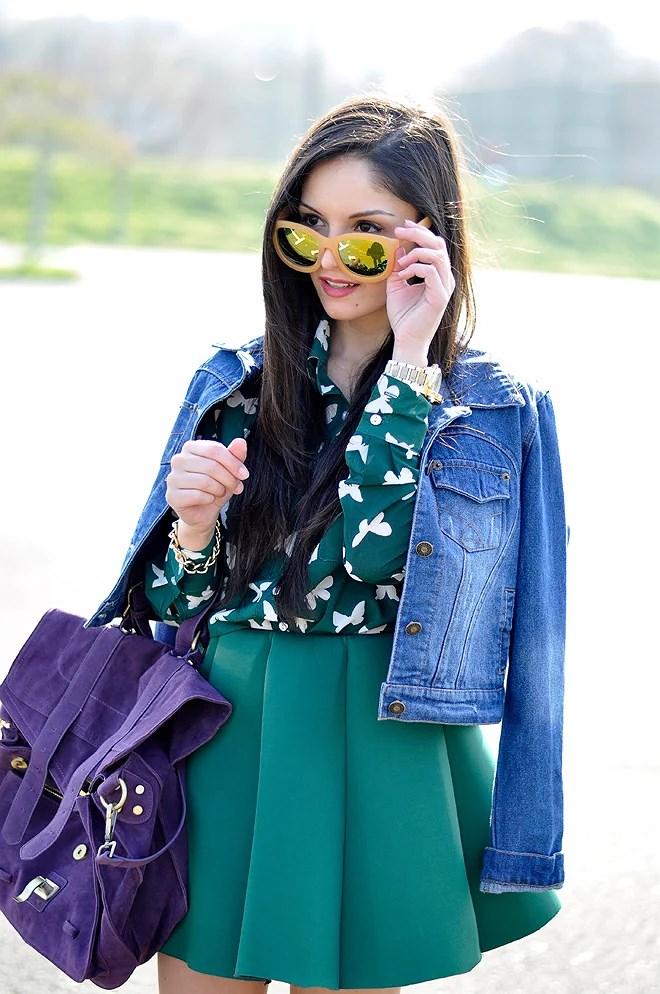 Neo Green Skirt_06