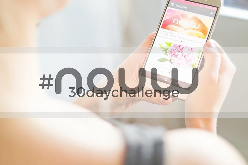 #nouw30daychallenge