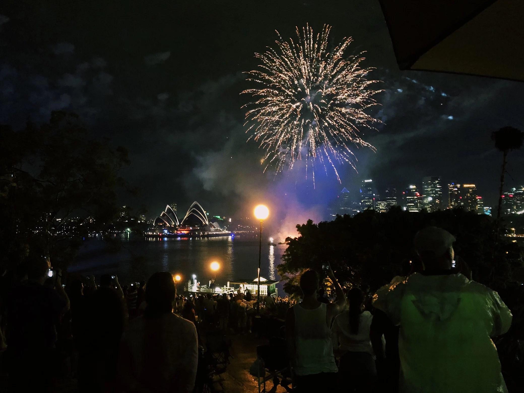 December i Sydney