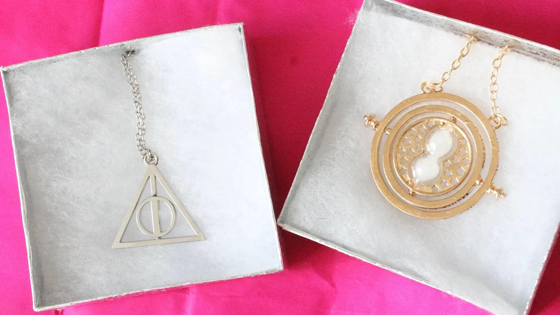 Harry Potter halsband