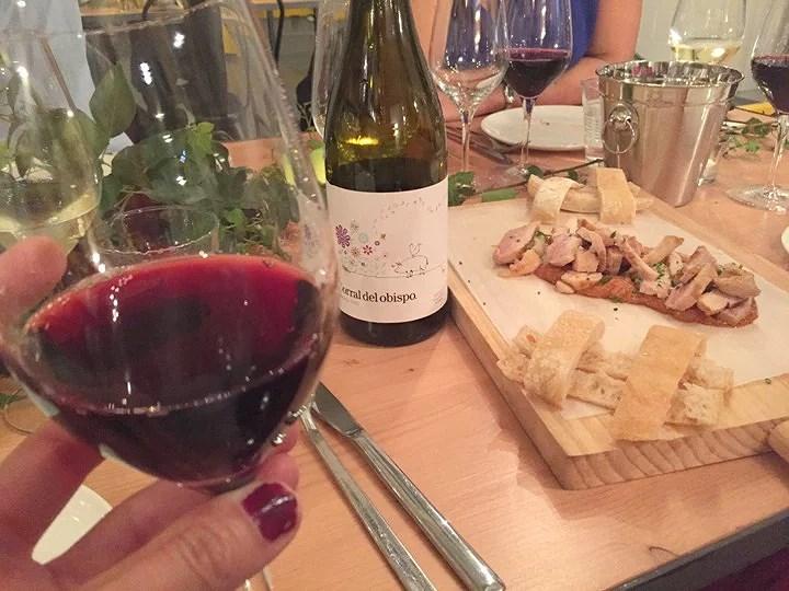 vino corral del ovispo