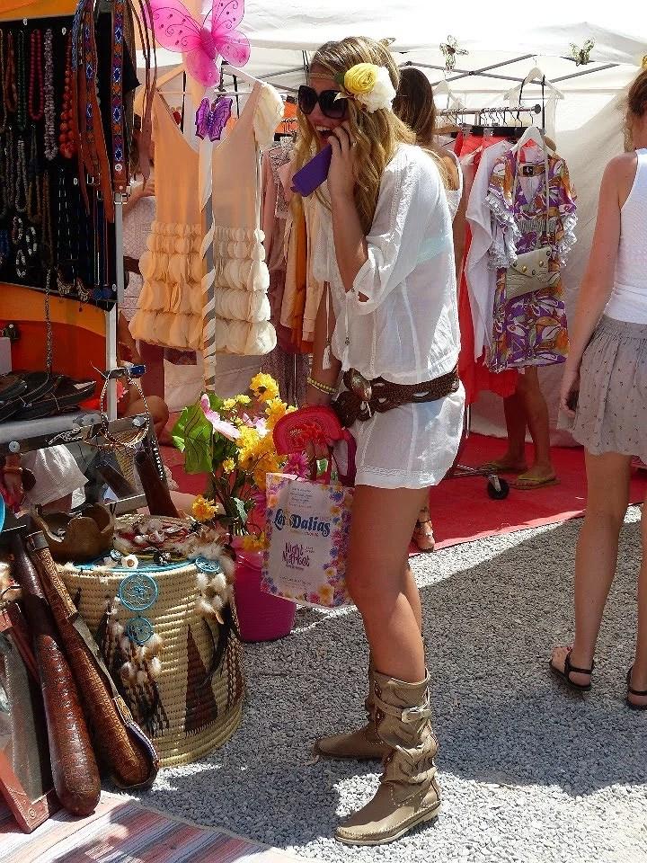 Street Syle: Mercado de las Dalias