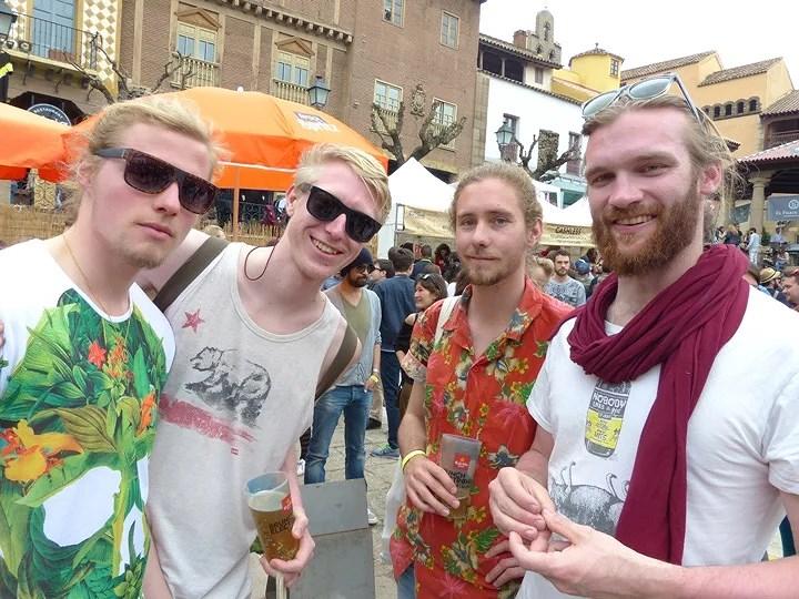 look festival barcelona