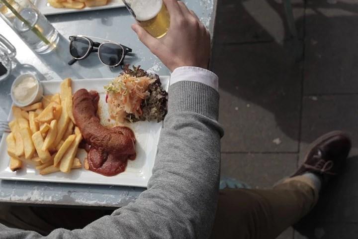 comer en alemania