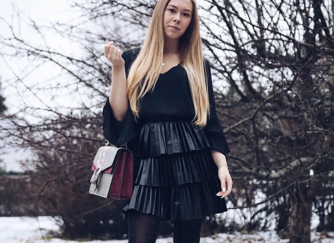All black / OOTN