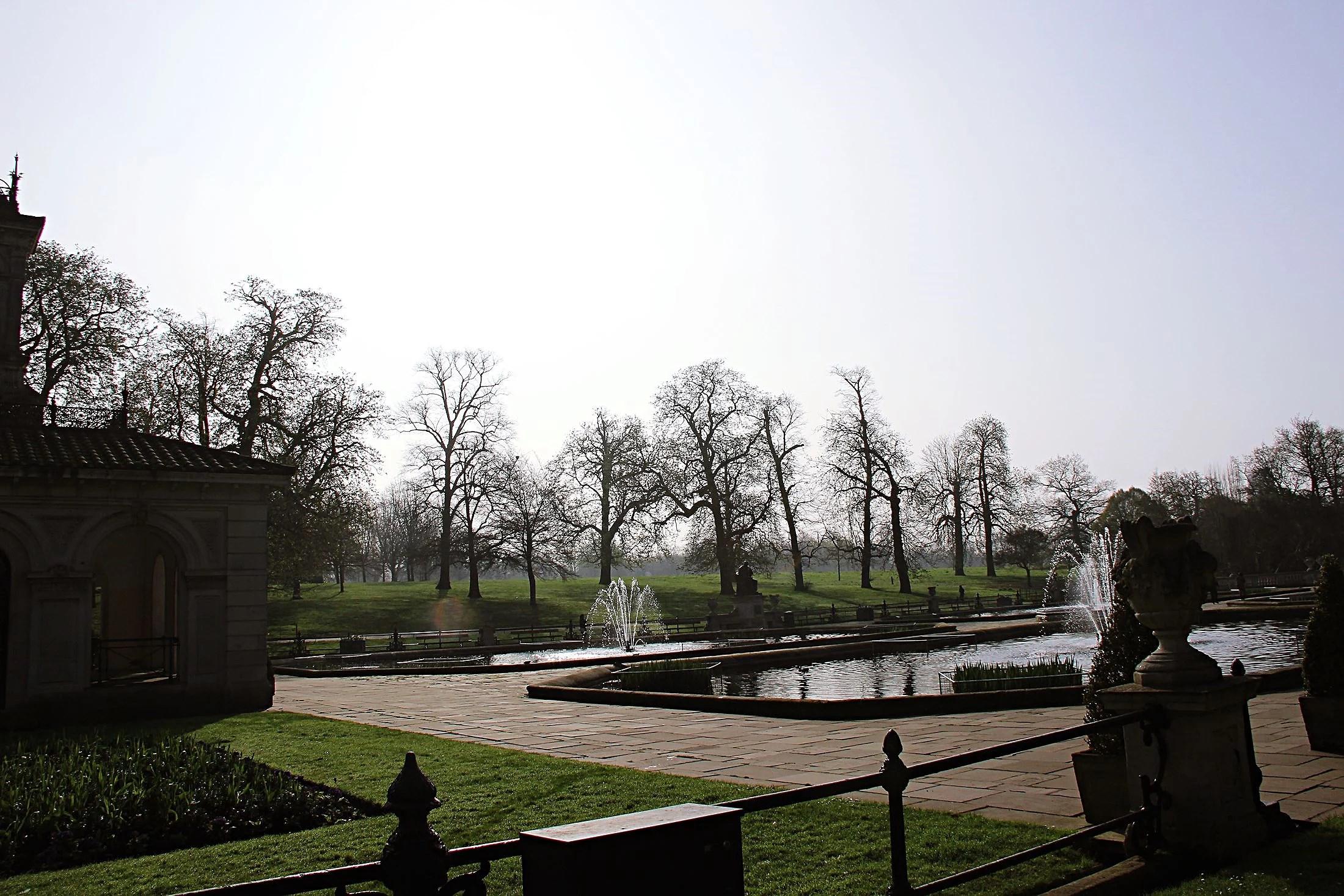 Morning in Hyde Park