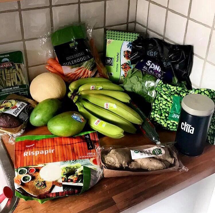 Veganer udfordringen