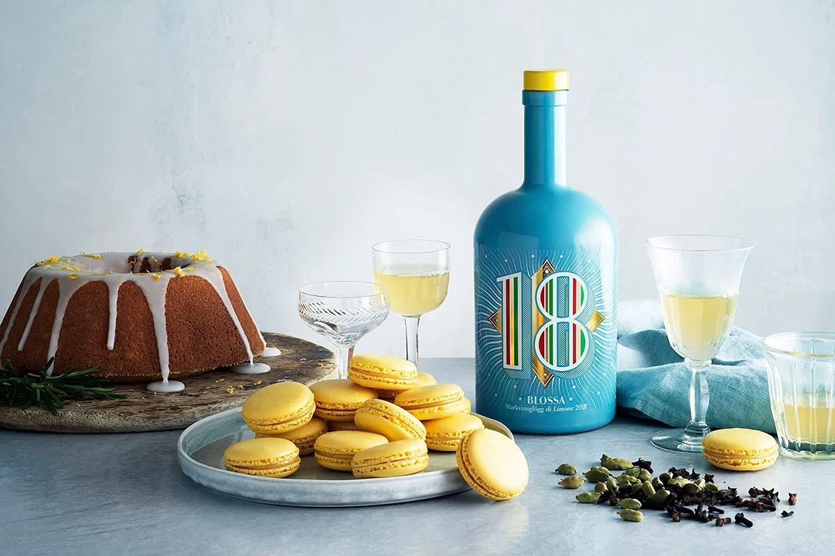Färgglatt och en smak av medelhavet - Blossa 2018
