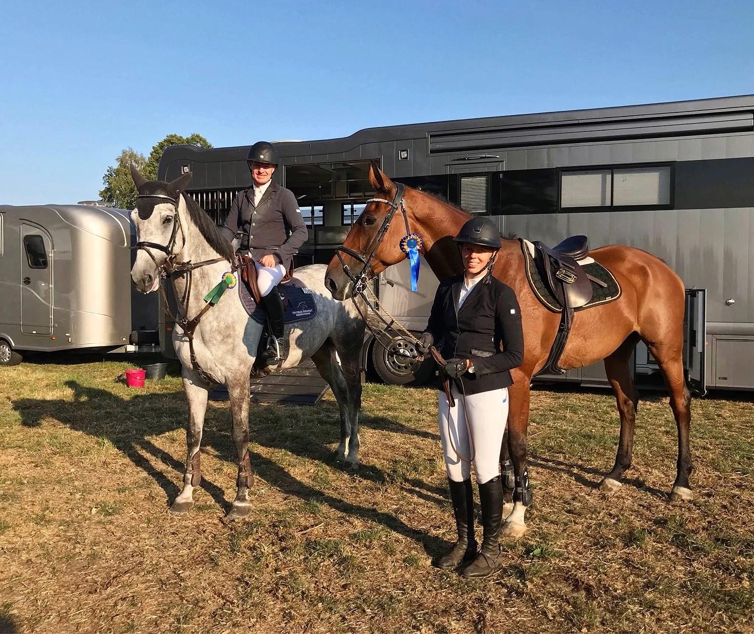 4e plats och tio hästar senare