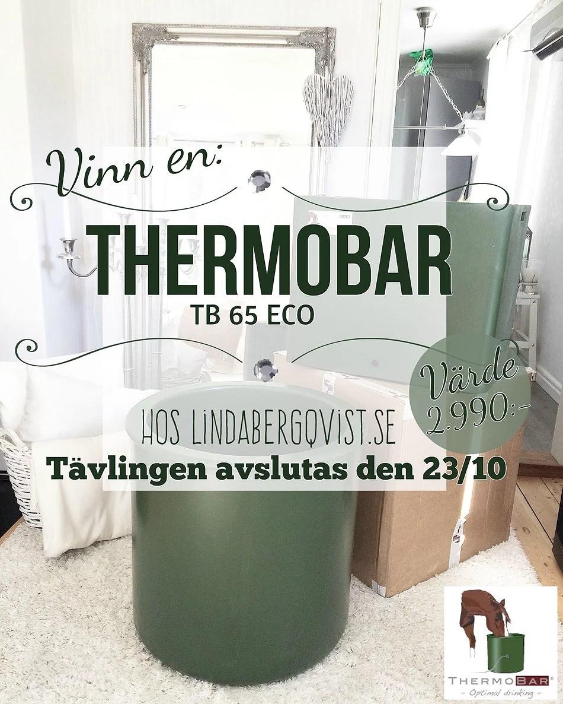 Vinn en Thermobar