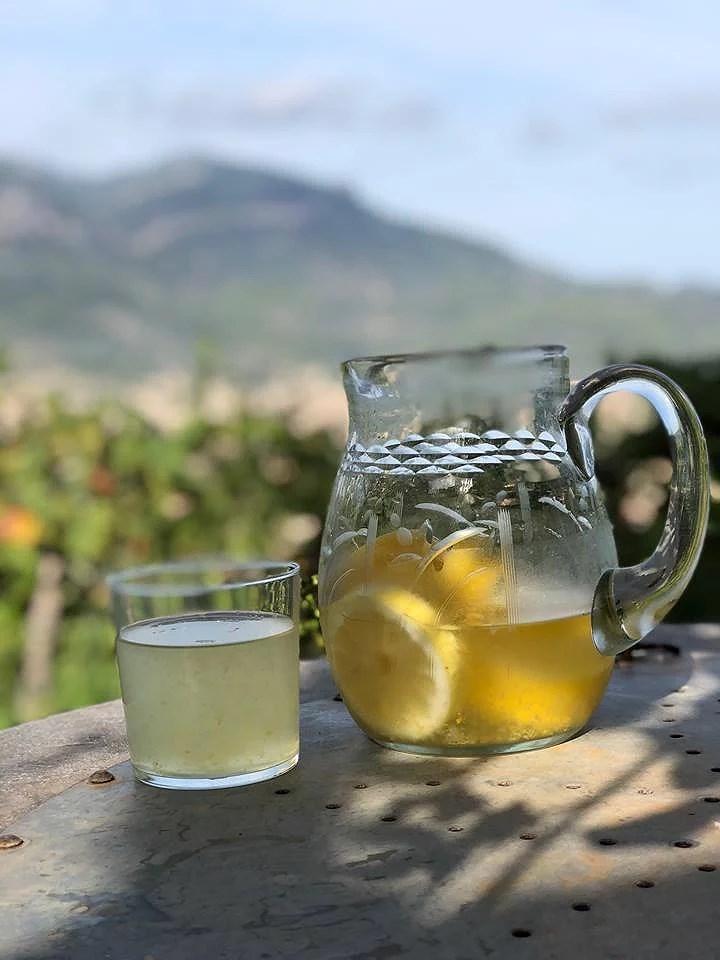Opskrift på lemonade