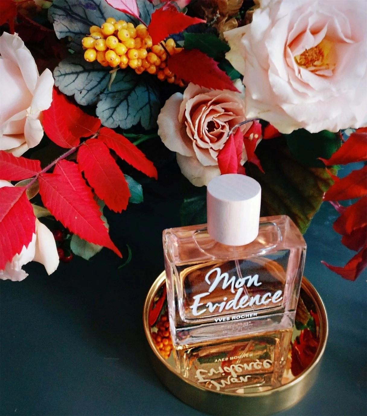 Eud de parfum Mon Evidence Yves Rocher