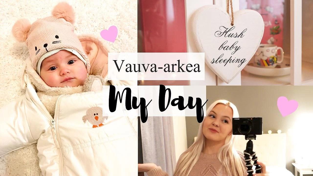 Myday - Vauva-arkea