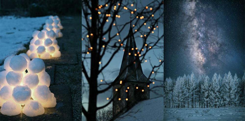 Photo Friday - Tema: I vintermörkret