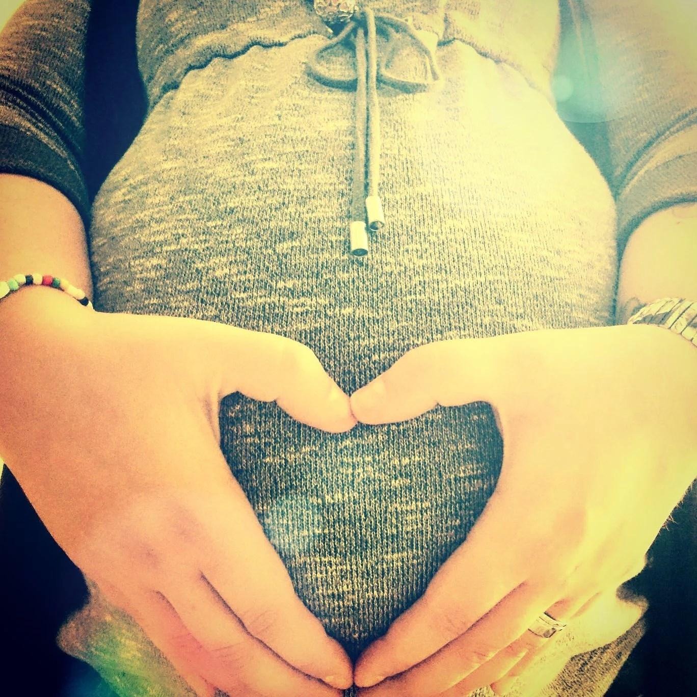 Hos barnmorskan vecka 31 (30+2)