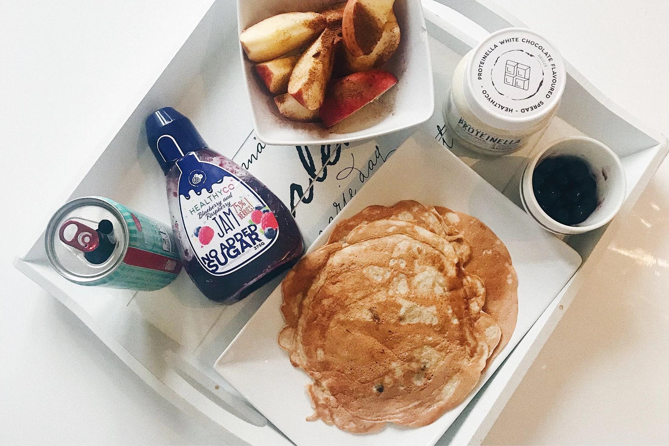 Lördagsfrukost en torsdag