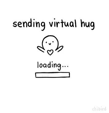 En liten kram