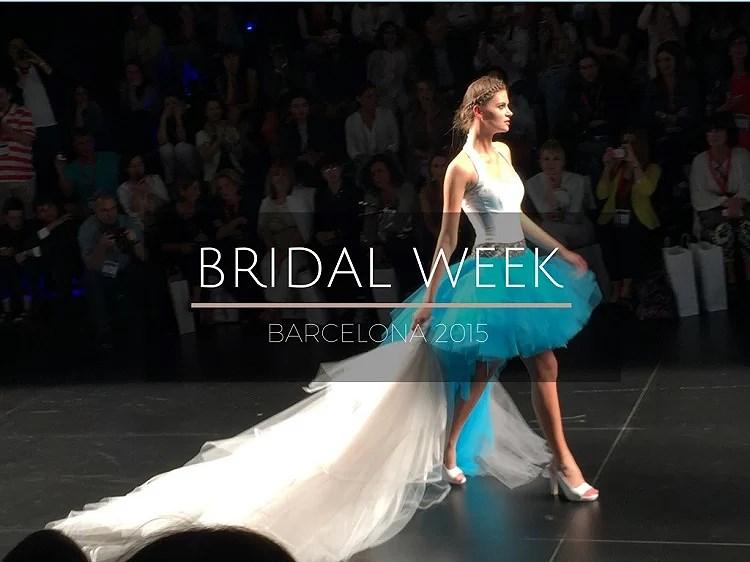 Bridal Week 2015