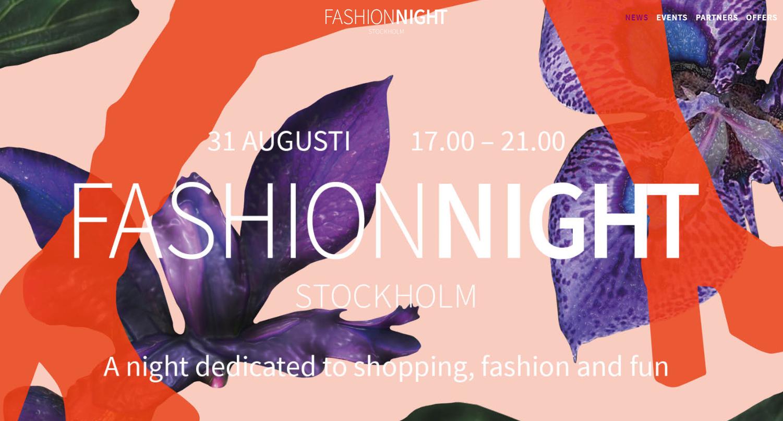 Fashion Night!