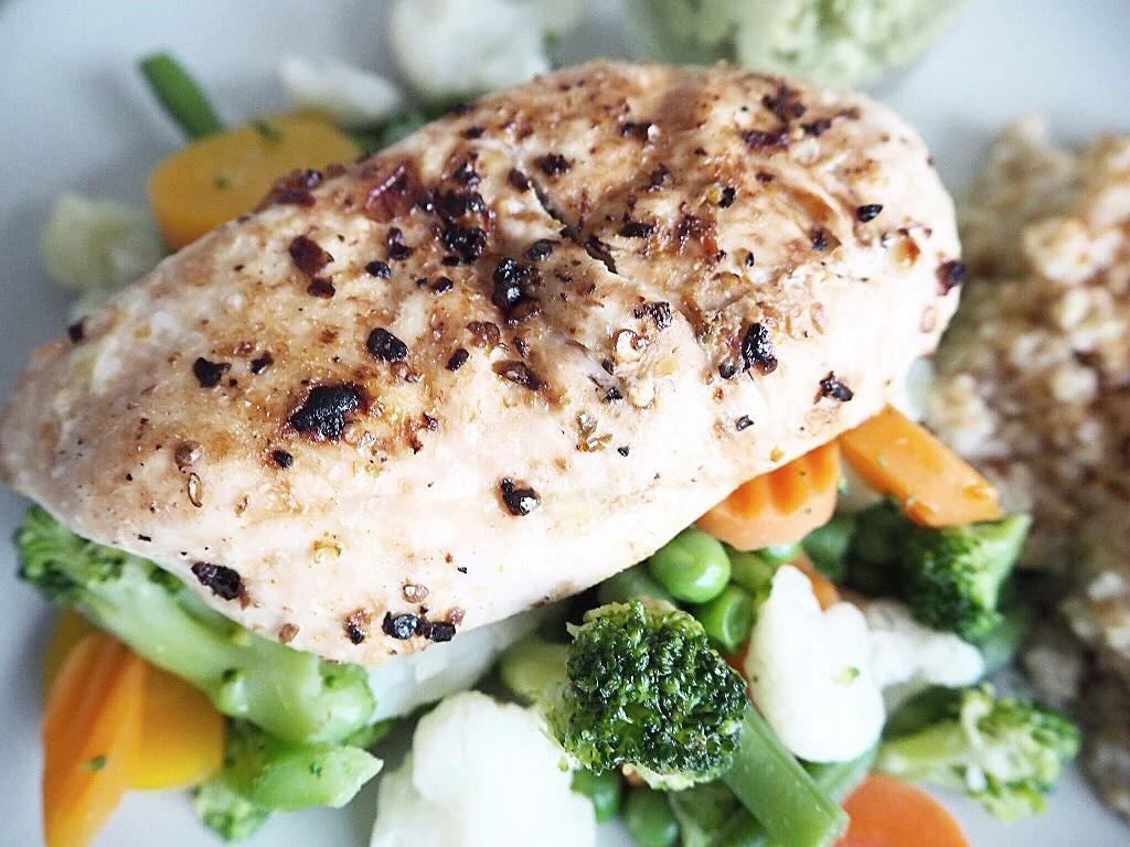 Hälsosam Lunch