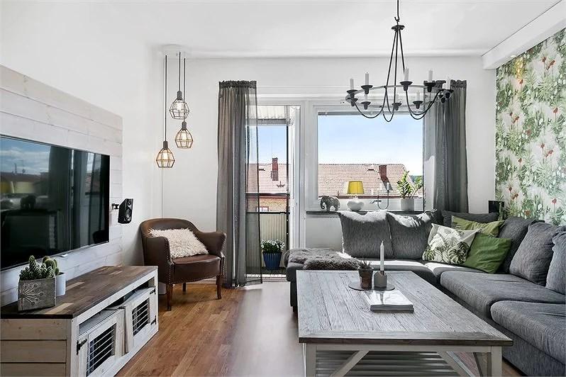 Vi har köpt lägenhet