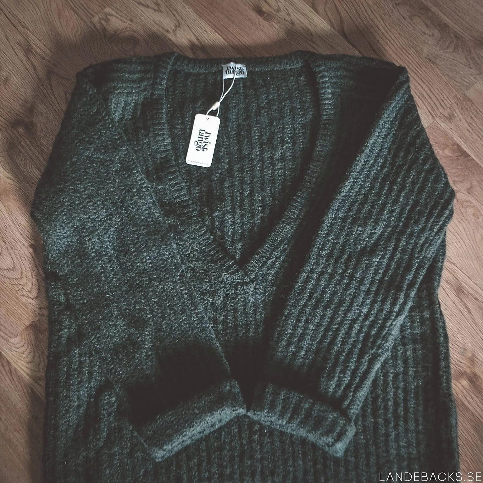 Twist & tango knit