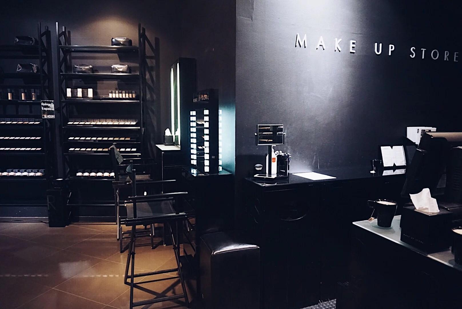 make up store borlänge