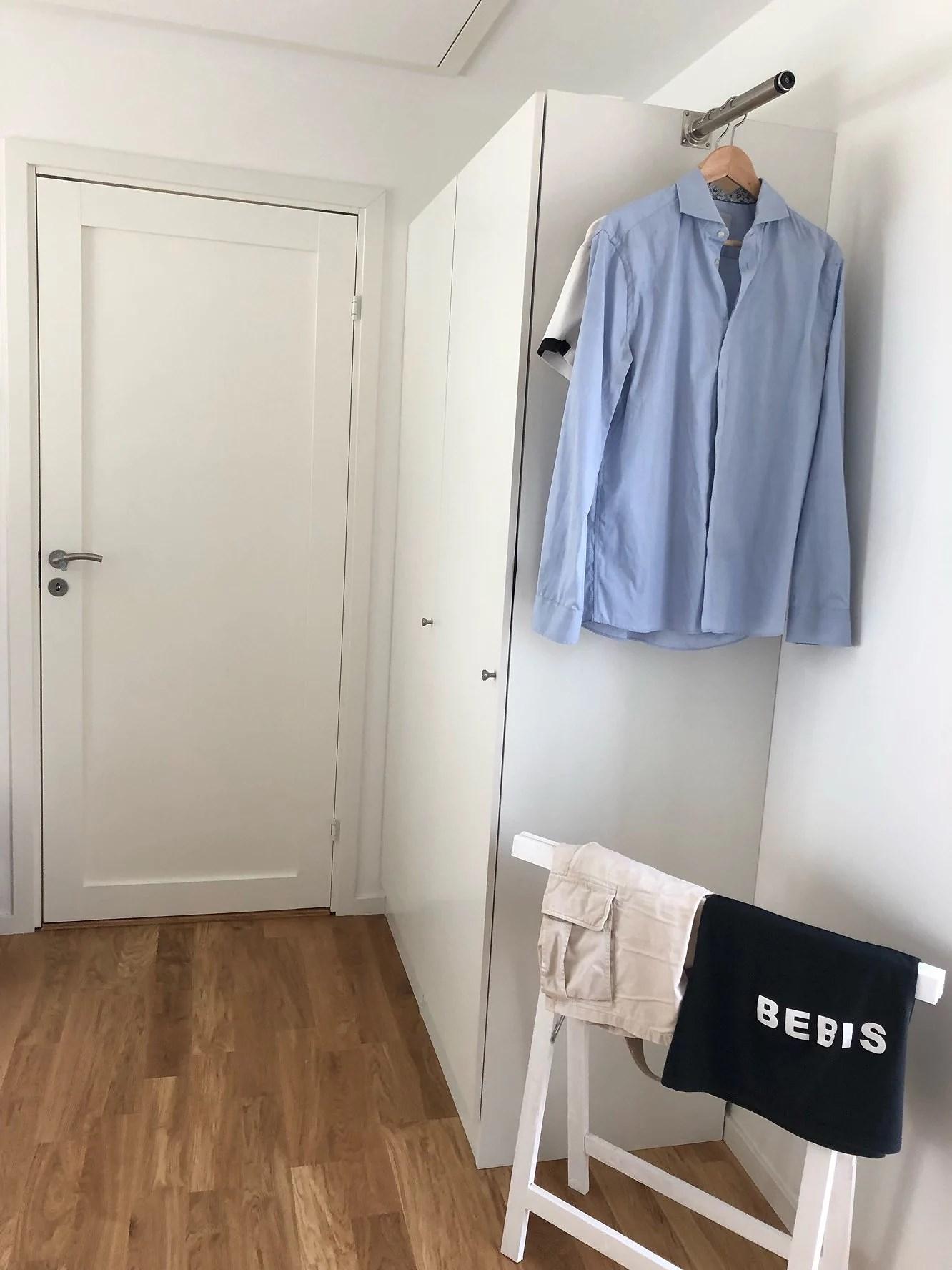 Klädförvaring