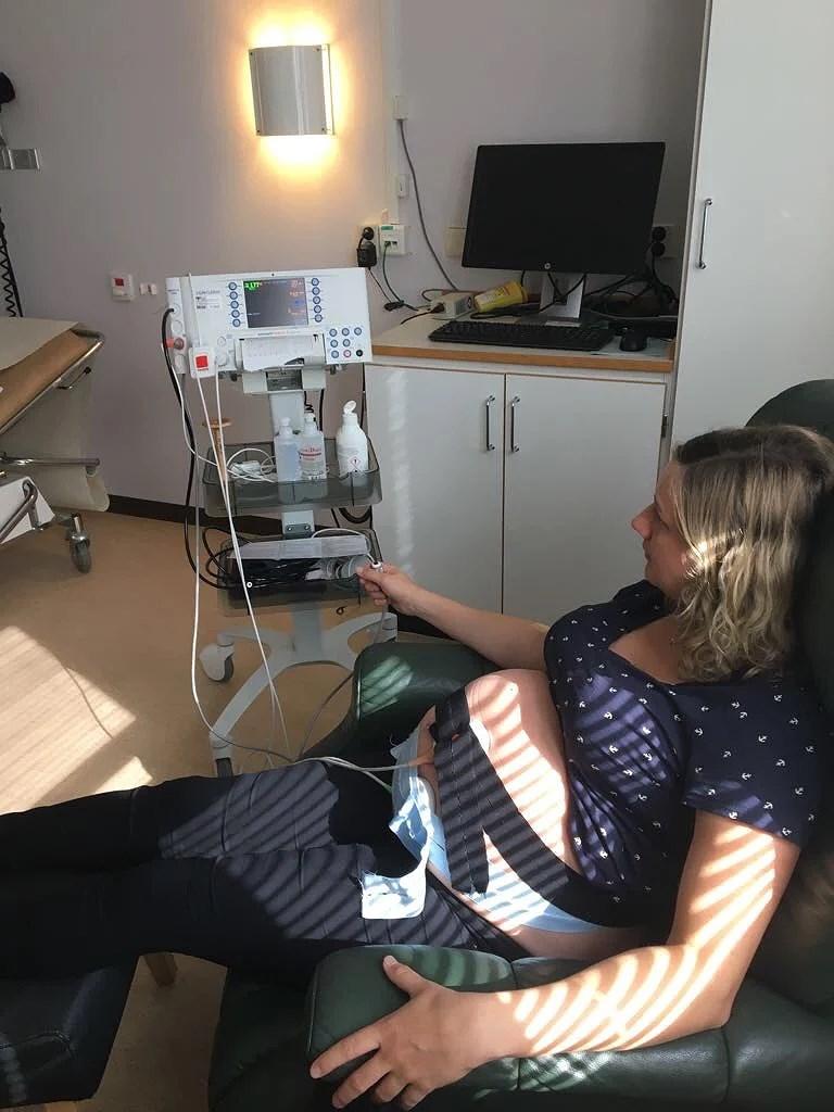 Antenatal mottagning, specialistmödravården