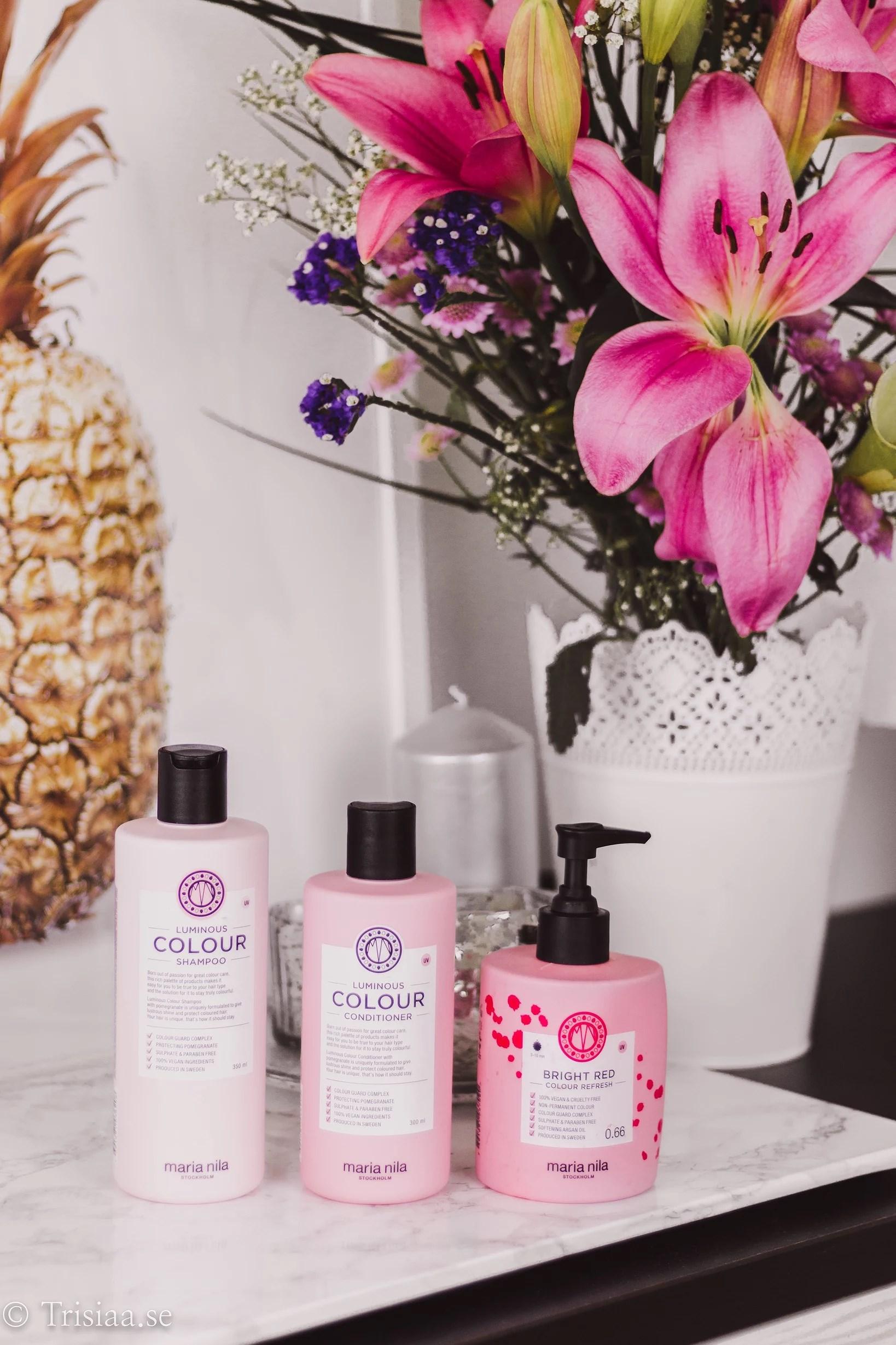Maria Nila - hårprodukter