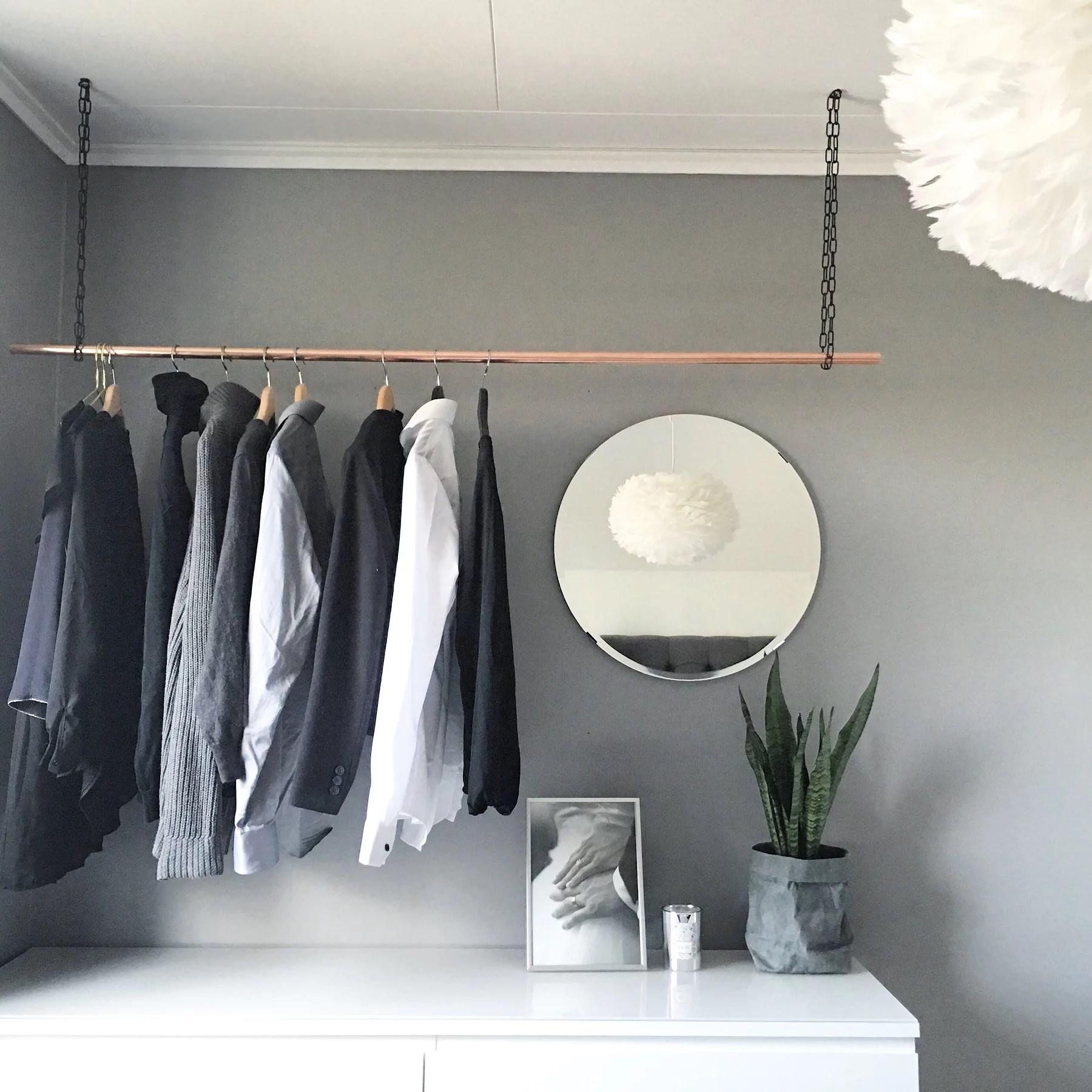 Förvara kläder snyggt