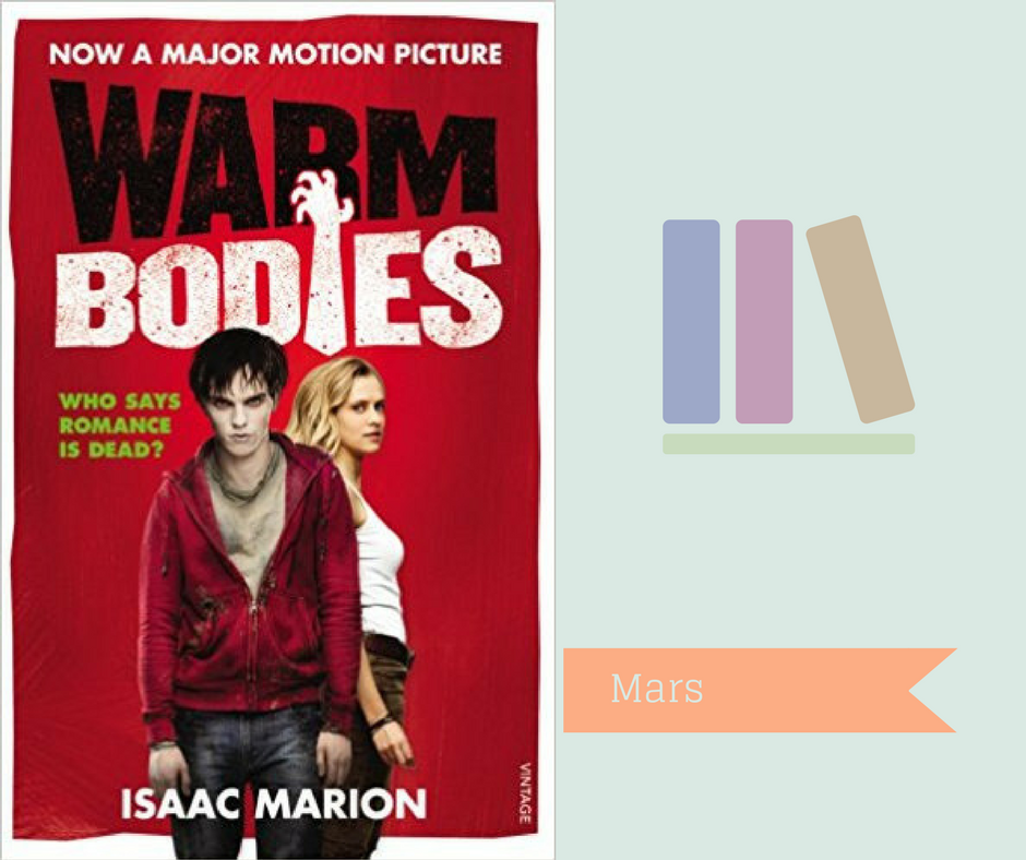 Böcker på Storytel - Warm Bodies