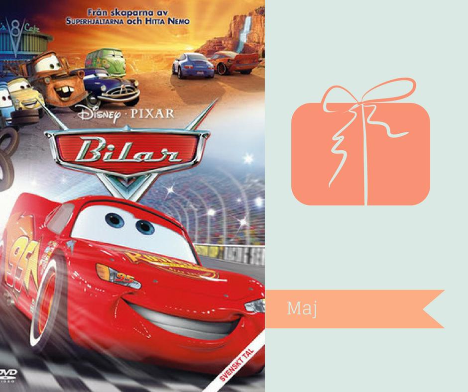 Disneyfilmer jag vill se - Bilar