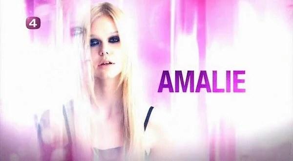 Amalie fra Top Model