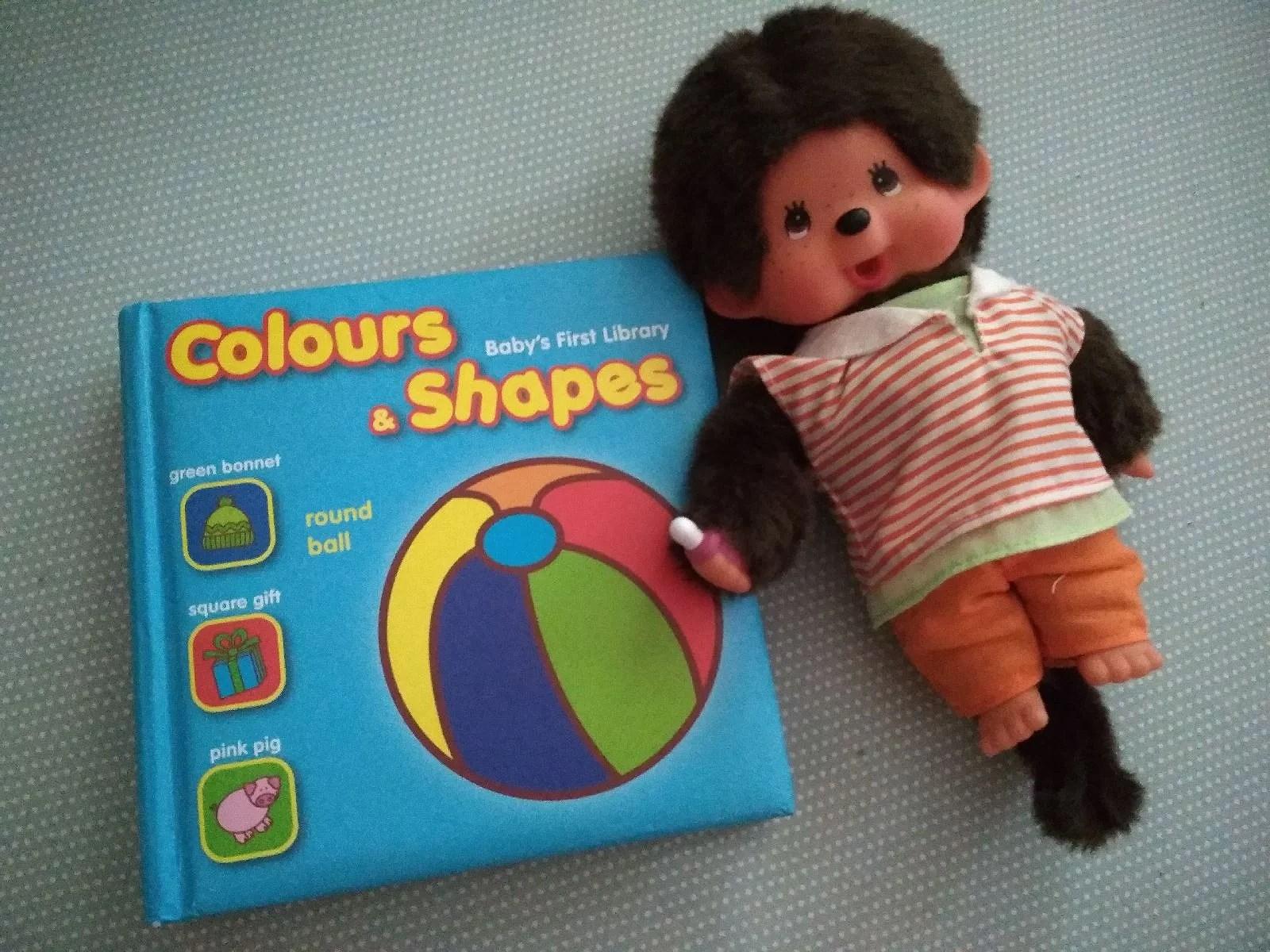 Kolory i kształty po angielsku