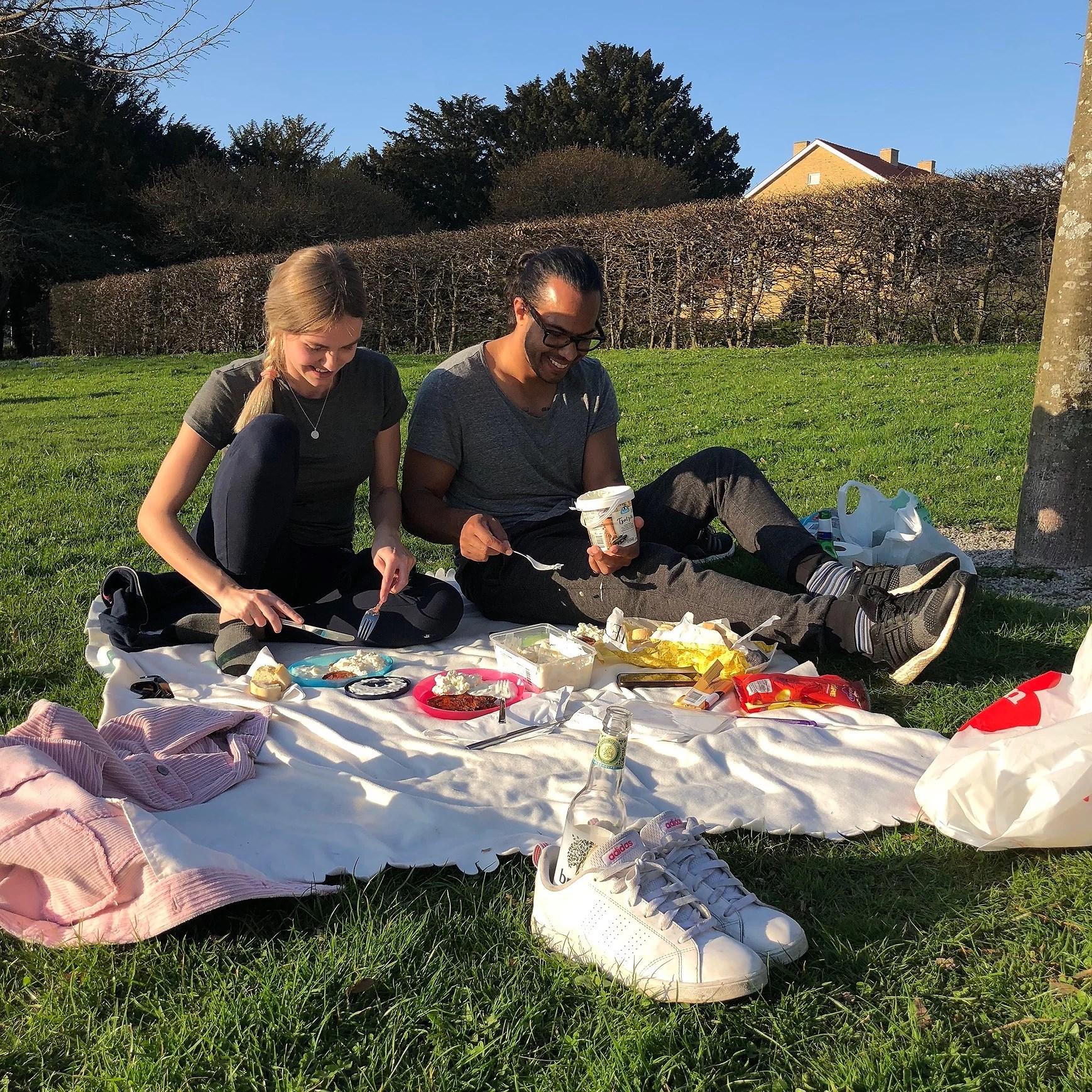 Picknick i Lund
