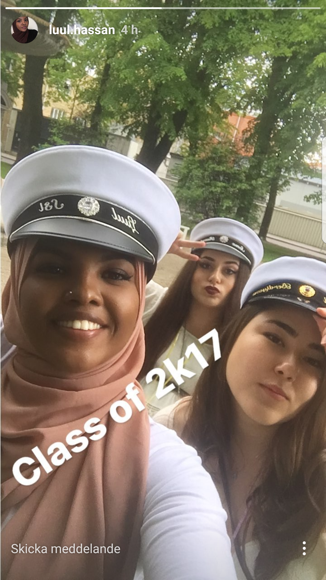 Tbt to my graduation