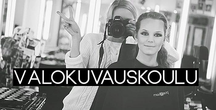 VK - Taitavemmaksi valokuvaajaksi !